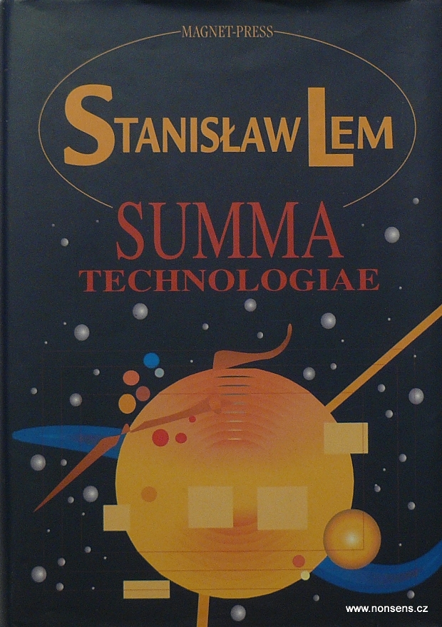 Обложка книги «Summa Technologiae»