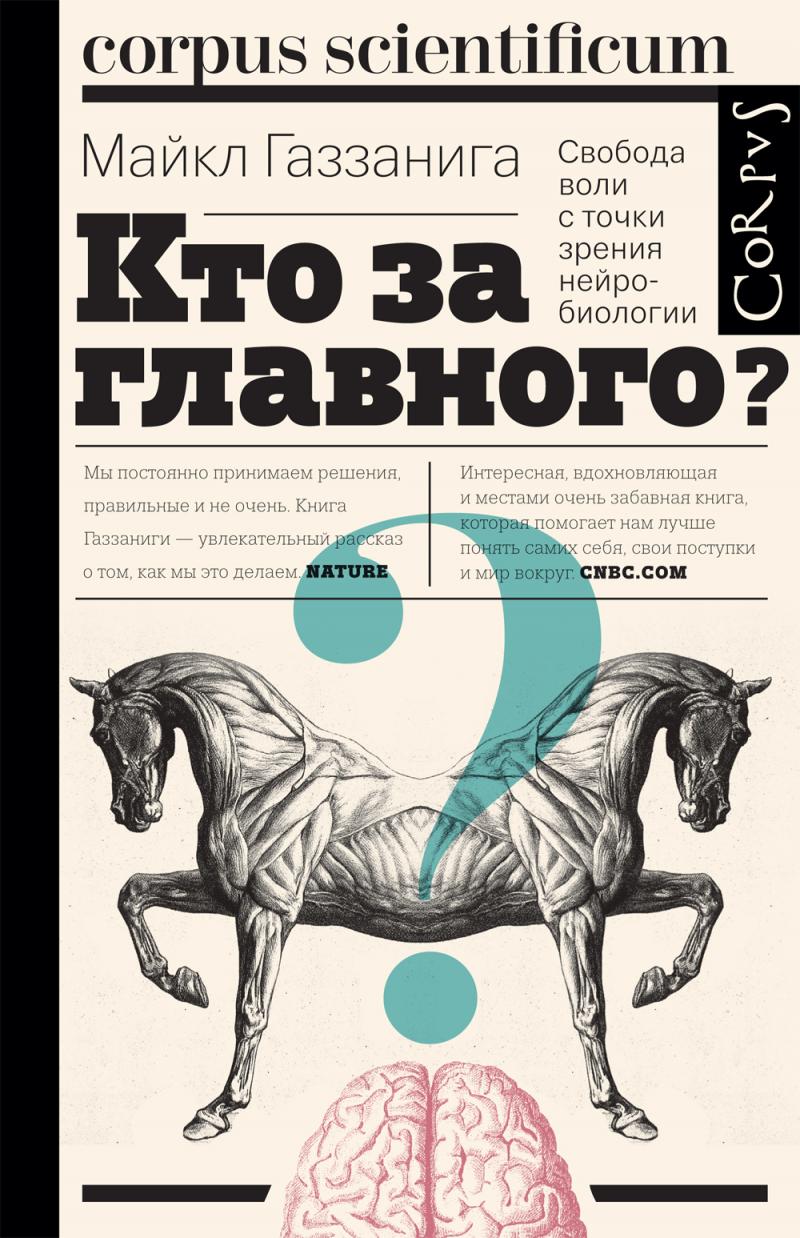 Обложка книги «Кто за главного»?